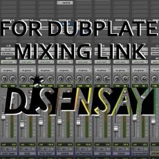 DJ Sensay Dubplate Mixing