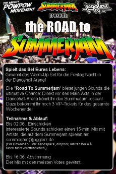 Road to Summerjam