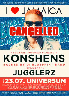 CANCELLED: KONSHENS