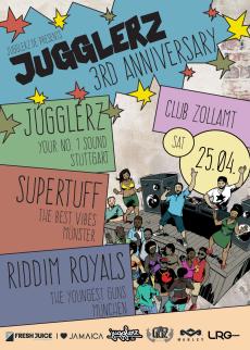 Jugglerz 3rd Anniversary