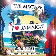 I LOVE JAMAICA MIX CD