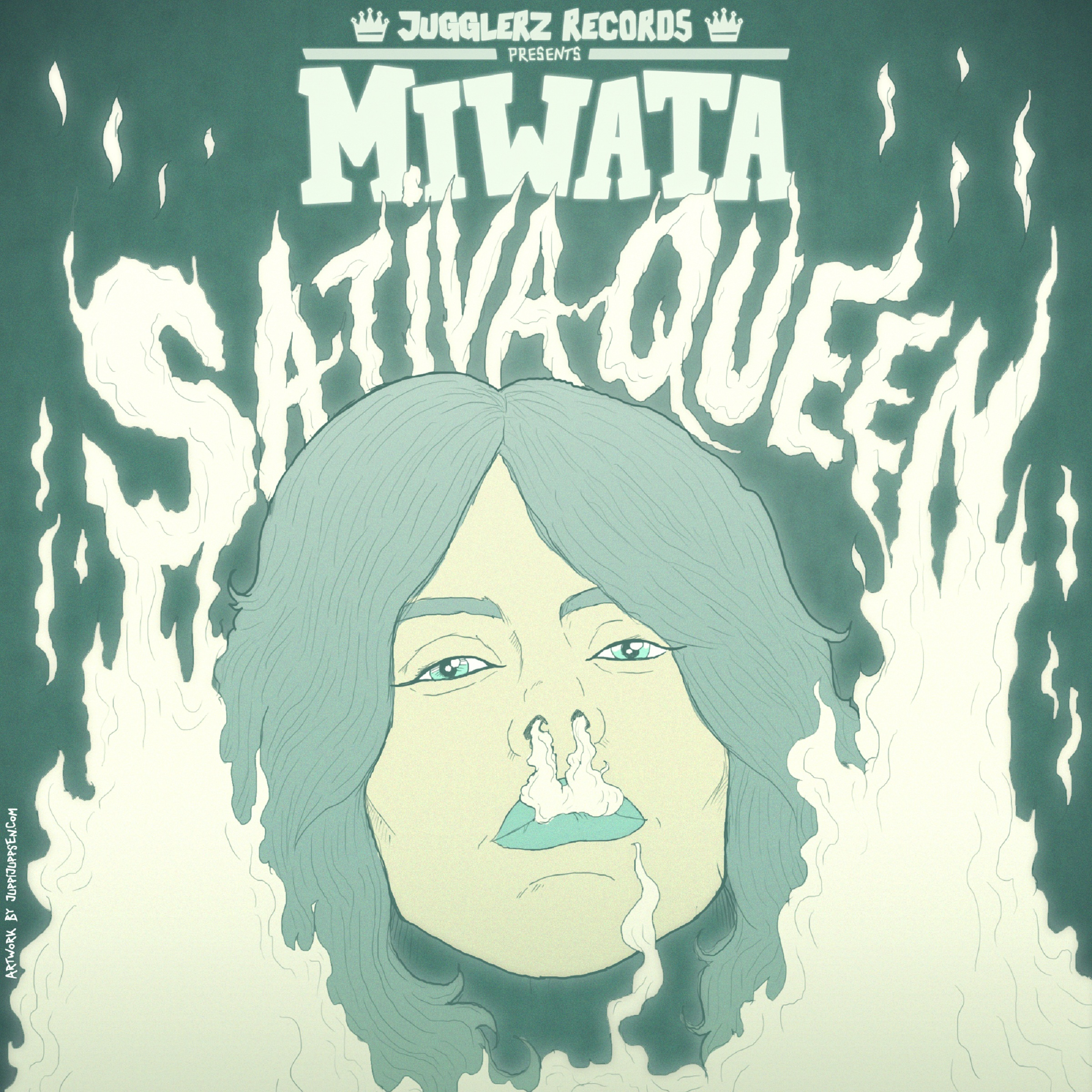 Magie_Sativa-Queen_iTunes_2000x2000px