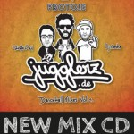 Download single and separate tracks of Jugglerz Mix Vol. 1 Change hosted by Protoje