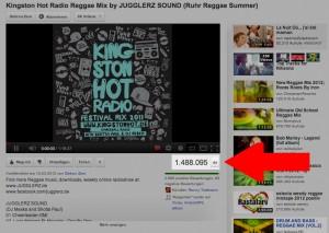 Jugglerz Radioshow - Jugglerz Reggae Mix got 1 5 mio views on Youtube
