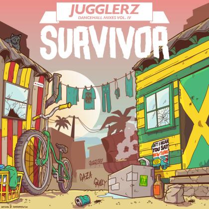 Survivor Cover Front