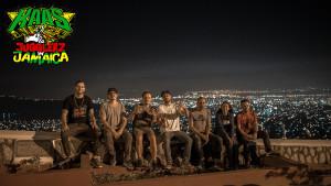 KAAS, Miwata, Jopez, Jugglerz und die RIDDIM über Kingston