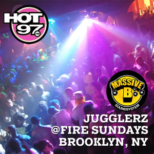 Jugglerz at Fire Sundays in Brooklyn