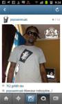 Popcaan postet Bild von sich mit Jugglerz Tshirt.