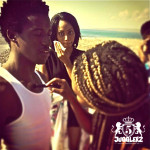 Romain Virgo - Cry Tears For You Videoshoot in Jamaica