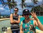 Jugglerz touring Latin America
